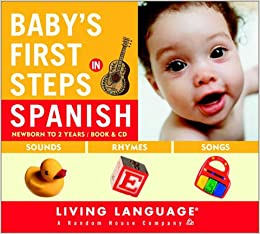 amazon baby s first steps in spanish erika levy spanish
