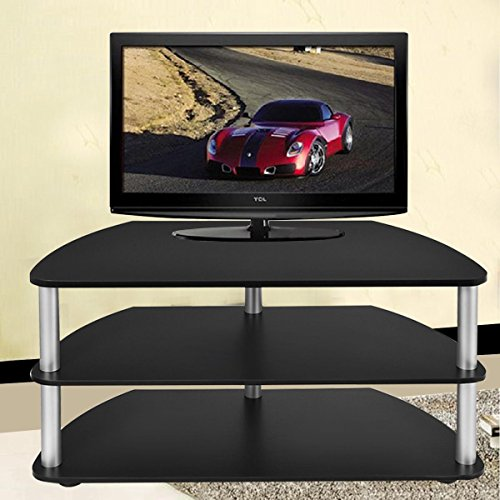 Premium TV Stand Entertainment Console Rack for up to 37