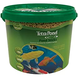 Tetra Pond Floating Pond Sticks, 2.65 Pounds.