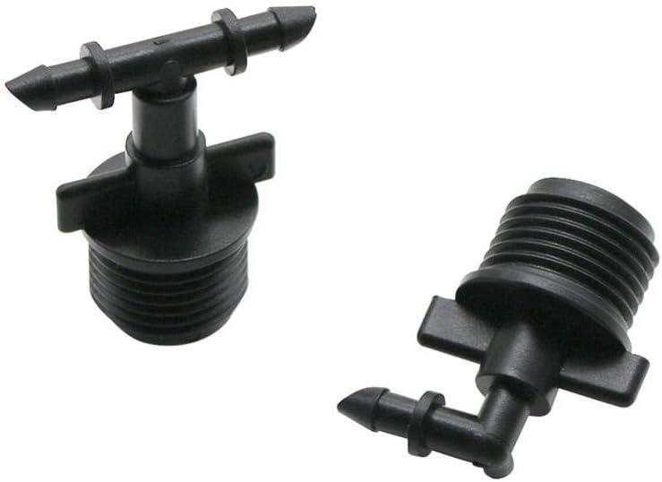 Irrigation System Parts 200 Pcs 1/2