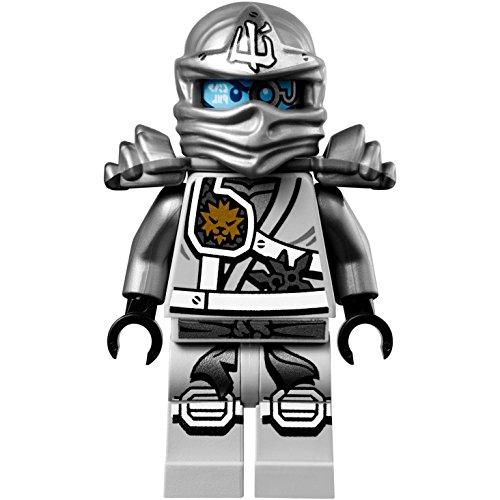 LEGO Ninjago: Mini-Figurine Titanium Zane
