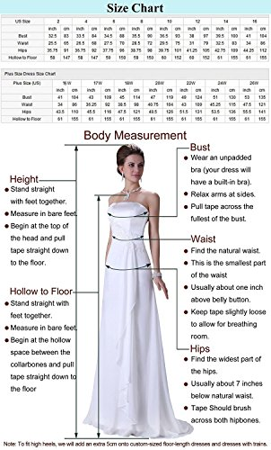 s Homecoming Bridesmaid Chiffon Gown Evening Short Black Straps Anlin Women Dress Prom 5qF0wBfn