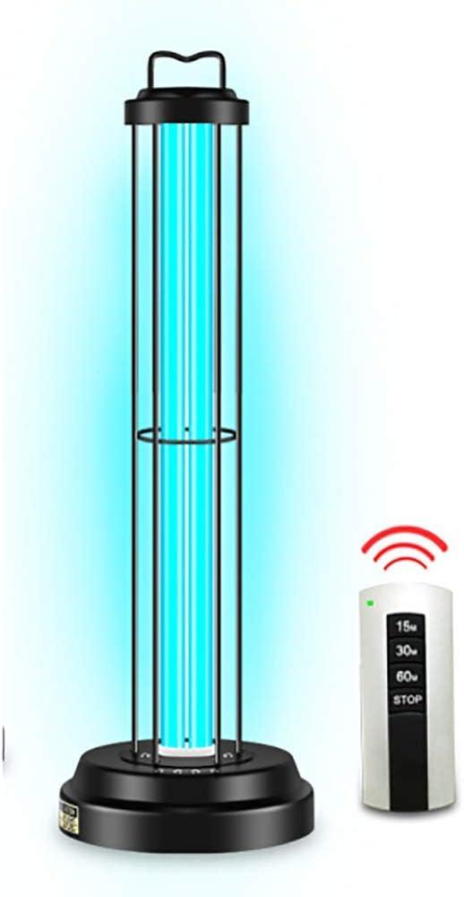 Lámpara de esterilización UV Lámpara de desinfección Purificador ...