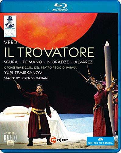 Yuri Temirkanov - Il Trovatore (Blu-ray)