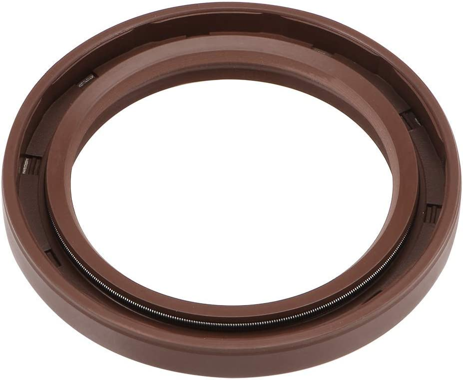 45 mm oil seal Internal diameter 62 mm OD 7 mm Thick fluorine rubber double lip seals 2 pieces