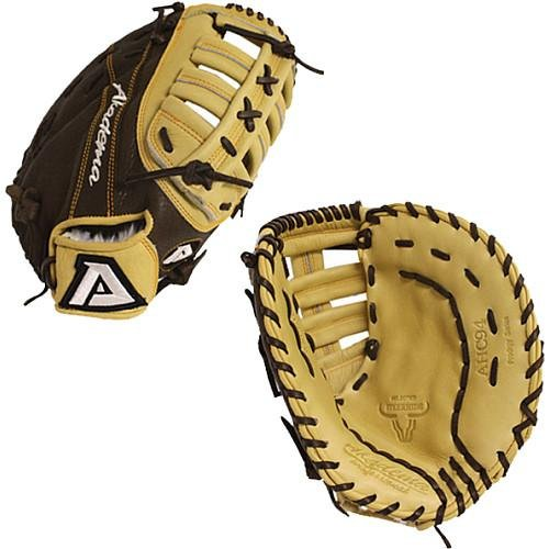 - Akadema AHC-94 PRODIGY SERIES 11.5 INCH YOUTH FIRST BASE MITT RIGHT HAND THROW