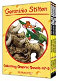 Geronimo Stilton Boxed Set Vol. #7-9 (Geronimo Stilton Graphic Novels)