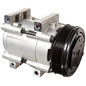 Denso 471-8109 New Compressor with Clutch
