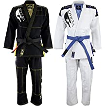 "Ultra Strong Version ""Maximus"" BJJ JIU JITSU COMPETITION GI by VERUS IBJJF APPROVED"