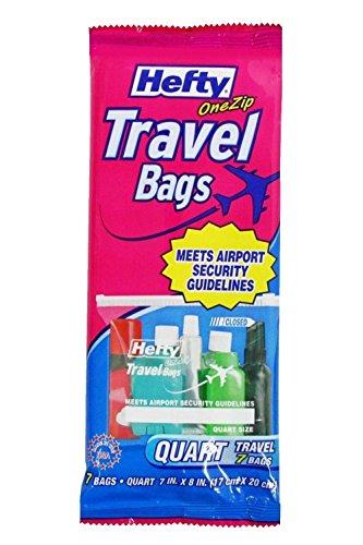 Quart Size Bag - 5