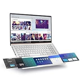 "ASUS UX534FTC-AS77 ZenBook 15 Laptop, 15.6"" UHD 4K NanoEdge Display, Intel Core i7-10510U, GeForce GTX 1650, 16GB, 512GB…"