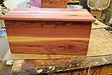 Cedar chest, jewelry box, storage chest, chest, wooden box, cedar box, trinket chest