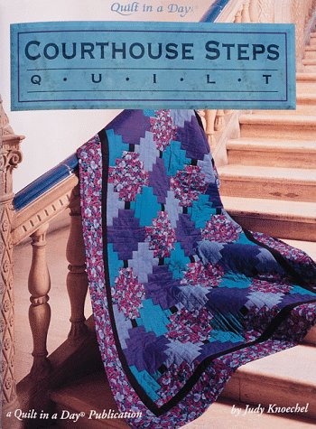 Courthouse Steps Quilt (Steps Court House)
