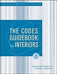 The Codes Guidebook for Interiors: Study Guide Without Answers
