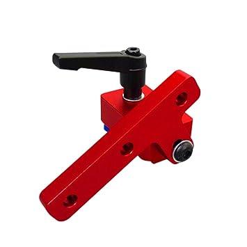 Standard T-Tracks T-Slot Mitre Track Stop Rutsche Stopper Manuelle Holzbearbeitung DIY Tools Supplies