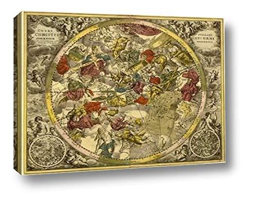 (Maps of The Heavens: Coelistellati Museumistianihaemi by Andreas Cellarius - 8