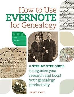 How Evernote Genealogy Step Step ebook product image