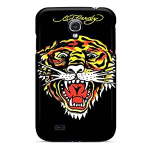 Excellent Design Ed Hardy 8 Phone Case For Galaxy S4 Premium Tpu Case