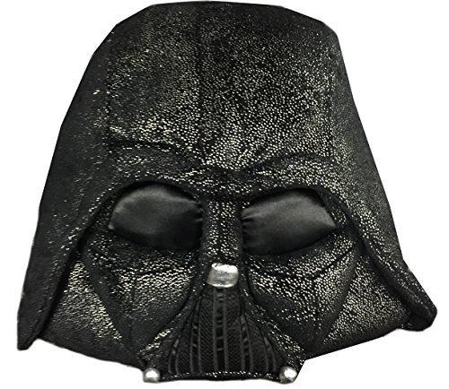 Star Wars Girls Vader Plush Face Pillow (Darth Vaders Face)