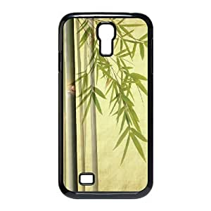 Bamboo The Unique Printing Art Custom Phone Case for SamSung Galaxy S4 I9500,diy cover case ygtg-334000