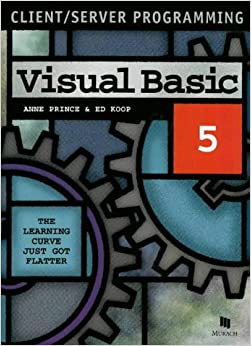 Book Client/Server Programming: Visual Basic 5
