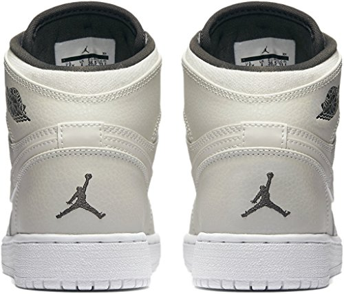 Prem Air 1 Women's UK Phntm Strm Drk Gym Shoes Jordan MTLC HI Retro R 7 Pwtr GG Gris Nike Blanco Basketball qYgw5tw