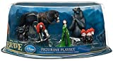 Disney / Pixar BRAVE Movie Exclusive 6 Piece Deluxe PVC Figurine Set