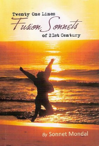 Amazon com: 21 Lines Fusion Sonnets of 21st Century eBook: Sonnet
