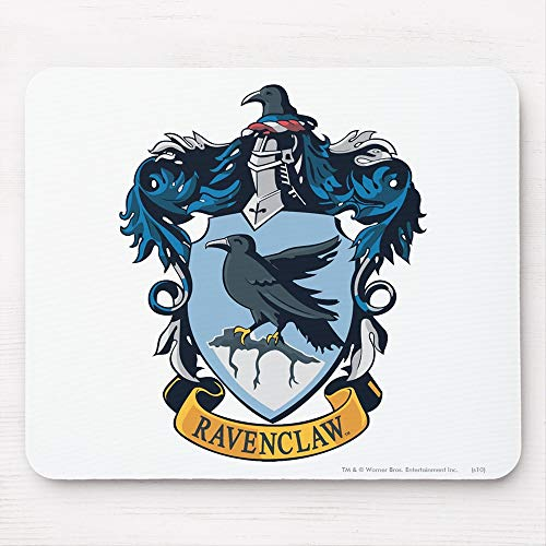 (Harry Potter | Gothic Ravenclaw Crest Mouse Pad 11.8×9.8 inches Mousepad)
