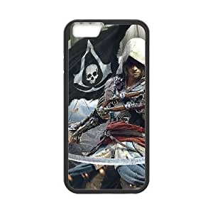 iPhone6s Plus 5.5 inch Phone Case Black Assassin's Creed IV Black Flag UYUI6815804