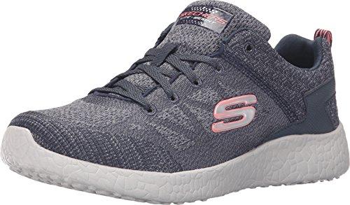 Skechers Burst New Influence - Zapatillas de Deporte Mujer Navy