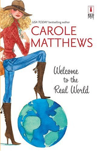 Download Welcome To The Real World (Red Dress Ink Novels) pdf epub