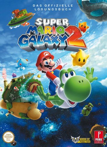 Super Mario Galaxy 2 - Das offiz. Lösungsbuch