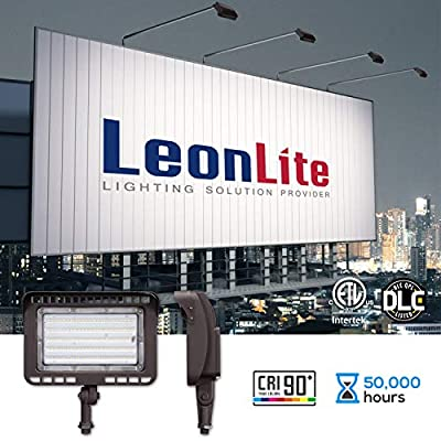 LEONLITE LED Knuckle Mount Flood Light