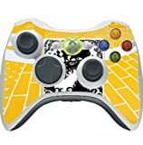 > > Decal Sticker < < Yellow Brick Road Characters Silhouettes Design Print Image Xbox 360 Wireless Controller Vinyl Decal Sticker Skin by Trendy Accessories by Trendy Accessories