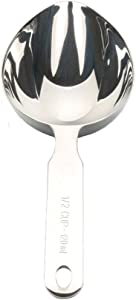Endurance Oval Measuring Scoop, 1/2 cup
