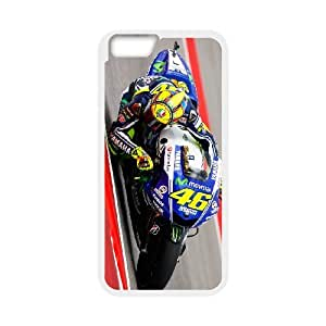 IPhone 6 4.7 Inch Phone Case for Valentino Rossi pattern design GQ35VRS6585