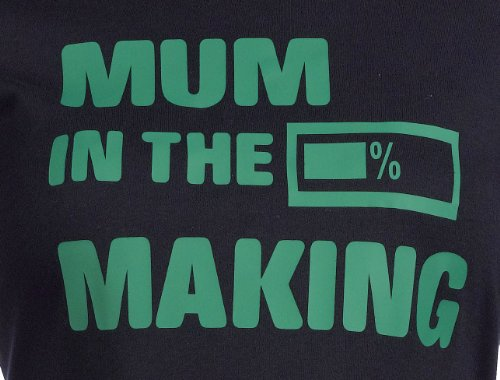 SR - Mum In The Making - 100% Bio-algodón - camisetas premamá - Embarazo regalo - ropa premamá - regalo para premamá