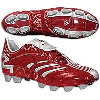 adidas Predator Absolion TRX FG (Men's) (sz. 10.0, Cardinal/Silver)