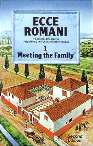 Ecce Romani Pdf