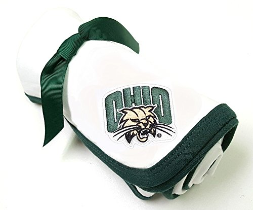 ohio-bobcats-baby-receiving-blanket