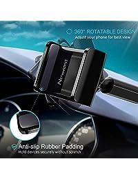 newward Parabrisas Universal Car Mount Holder Cuna para teléfonos y tabletas
