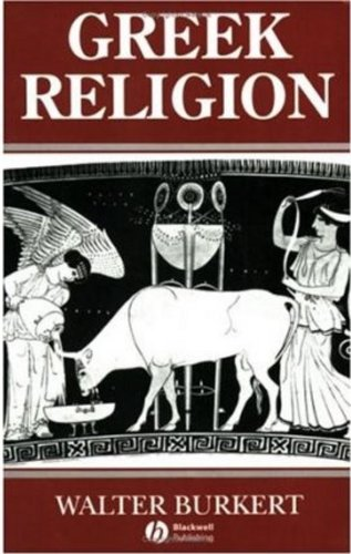 Download Greek Religion: Archaic and Classical (Ancient World) Pdf