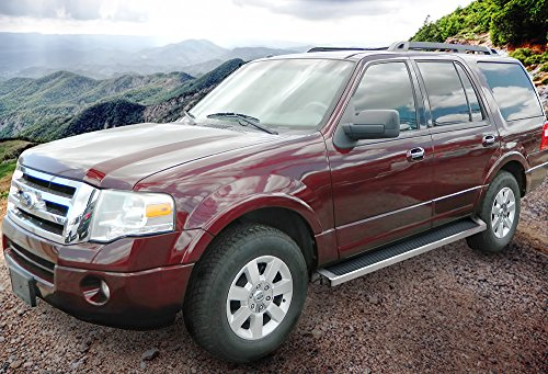 Iboard Running Boards Style Custom Fit   Ford Expedition Sport Utility  Door Nerf Bars Side Steps Side Bars Buy Online In Oman