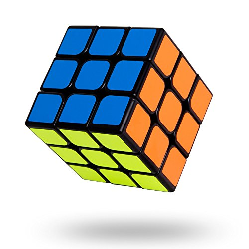 Speed Cubes Puzzle Cube Magic Cube 3D Cube MoYu 3x3 Smooth Speed Cube 3x3,Puzzle Toys for Kids Adults Gift -