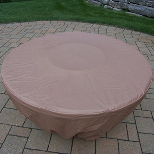 Fabric Weather Cover for 48-inch Round and 43-inch for sale  Delivered anywhere in USA
