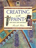 Creating with Paint, Sherrill Kahn, 1564773205