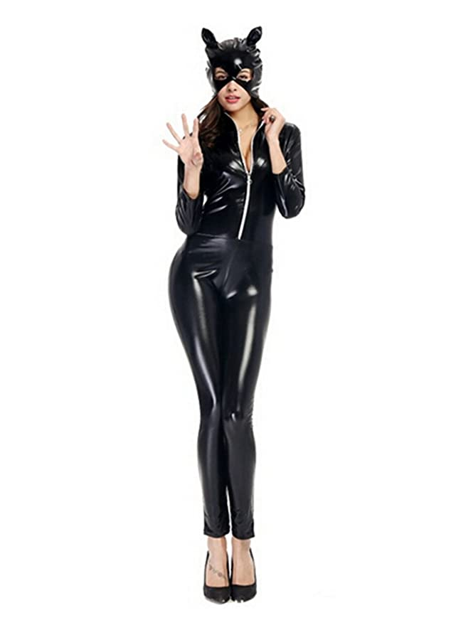 Amazon.com: lifewheel Mujer Halloween Accesorio Jumpsuits ...