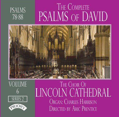 Complete Psalms of David Series 2 Vol. 6