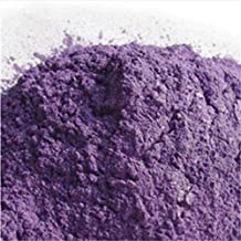 WYD 9 Colors Soap Colorant Do It Yourself Natural Mineral Mica Powder Soap Dye 50g (Purple)